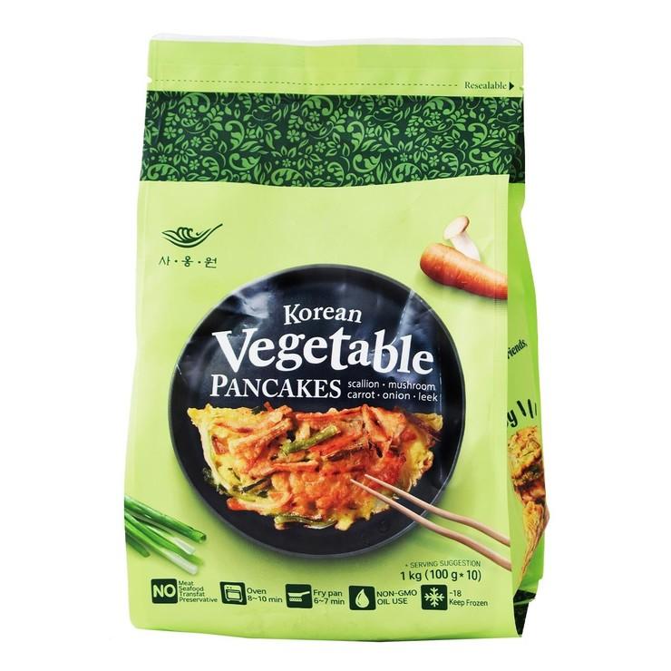 Saongwon 冷凍韓式蔬菜煎餅 100 公克 X10入 | Costco 好市多線上購物