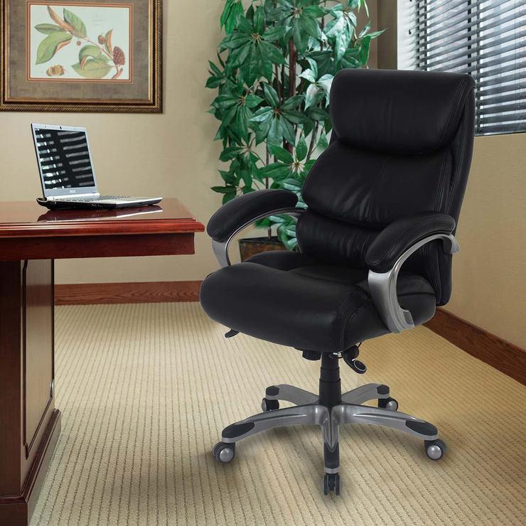 kitchen chairs on rollers best design barcalounger 牛皮總裁椅 costco 好市多線上購物
