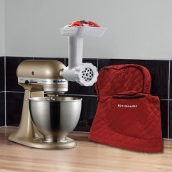 Kitchen Aid 5 Qt Mixer In Stock Cabinets Reviews Kitchenaid 4 5qt 攪拌機 3ksm95tcz 攪碎器 防塵袋 Costco 好市多