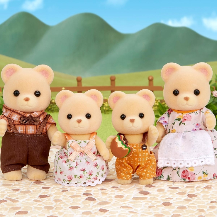 森林家族黃熊家庭組   Costco 好市多線上購物