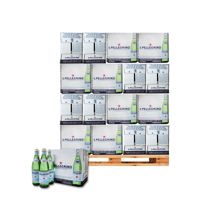 San Pellegrino 聖沛黎洛 天然氣泡水 750毫升 X 12瓶 X 56入 | Costco 好市多線上購物