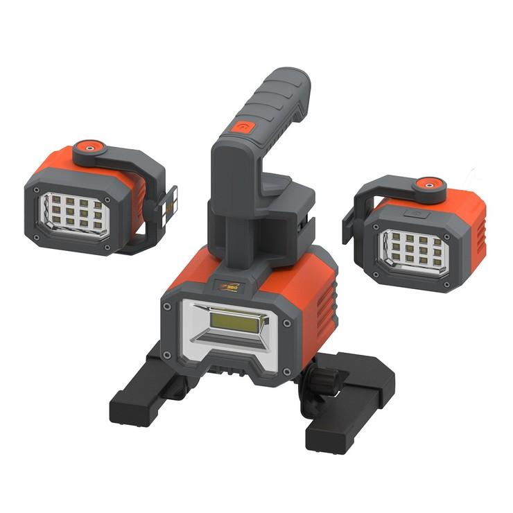 ePower 360 LED 2000 流明充電式工作聚光燈   Costco 好市多線上購物