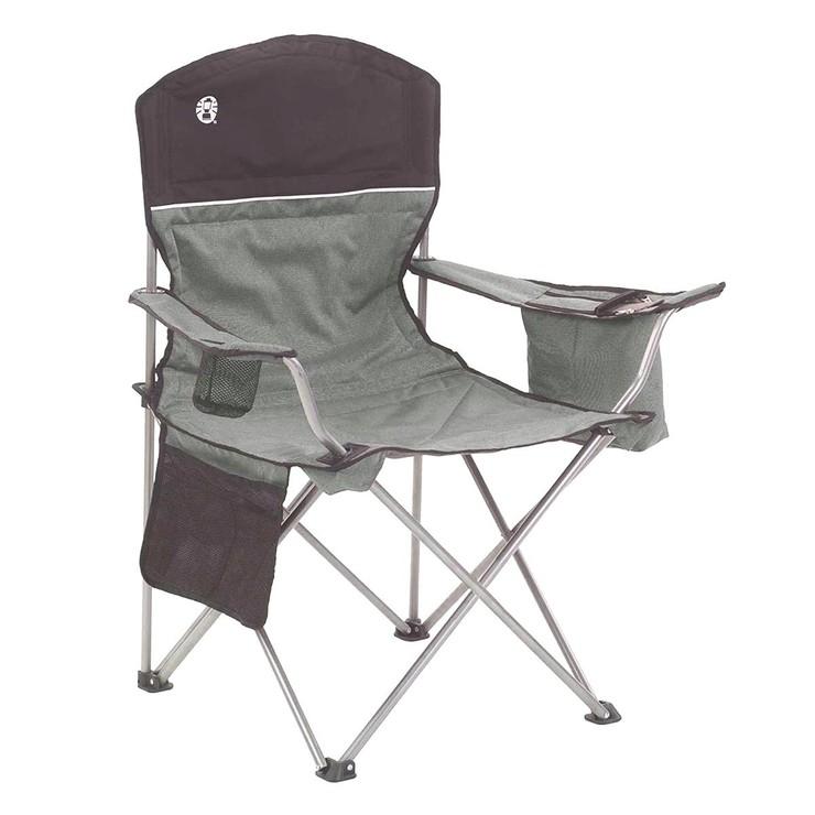 Coleman 戶外摺疊椅 - 鐵灰   Costco 好市多線上購物