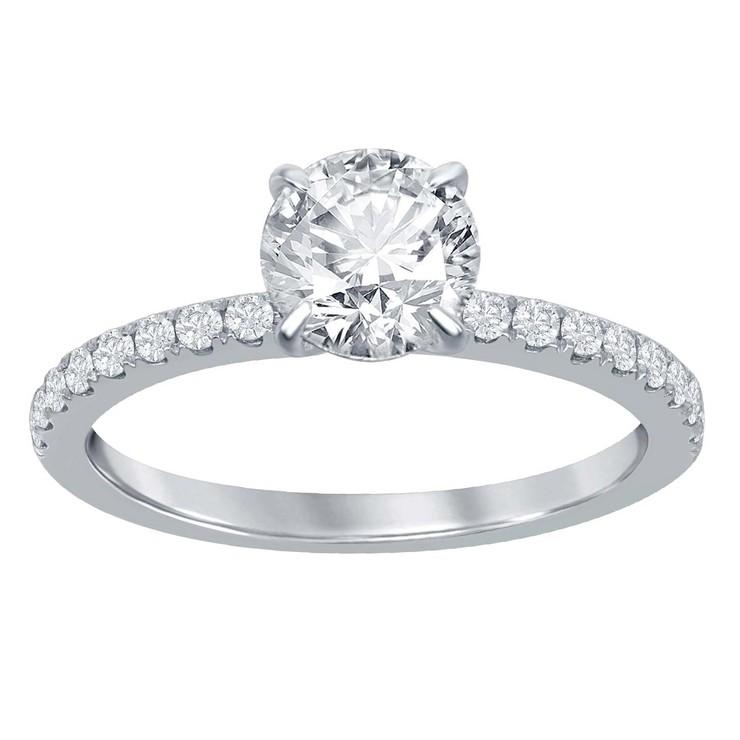 1.22克拉圓形鑽石戒指 VS2. I   Costco 好市多線上購物
