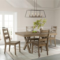 Kitchen Chairs On Rollers Weber Outdoor Imagio Home 餐桌椅五件組 Costco 好市多線上購物