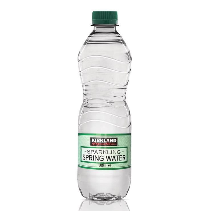 Kirkland Signature 科克蘭 氣泡水 500毫升 X 40瓶 | Costco 好市多線上購物