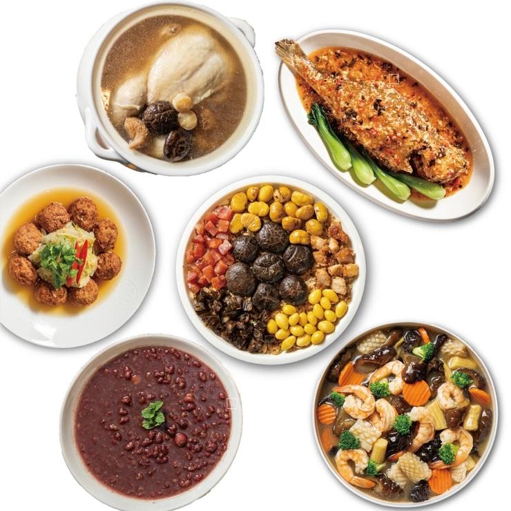 [預購] 晶華 冷凍團圓宴年菜套組 (六道菜,6人份)   Costco 好市多線上購物