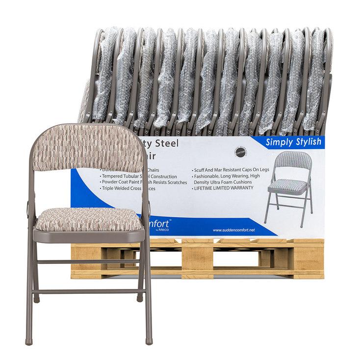 kitchen chairs on rollers aid mixer cream meco 商業用布面折疊椅46入 costco 好市多線上購物
