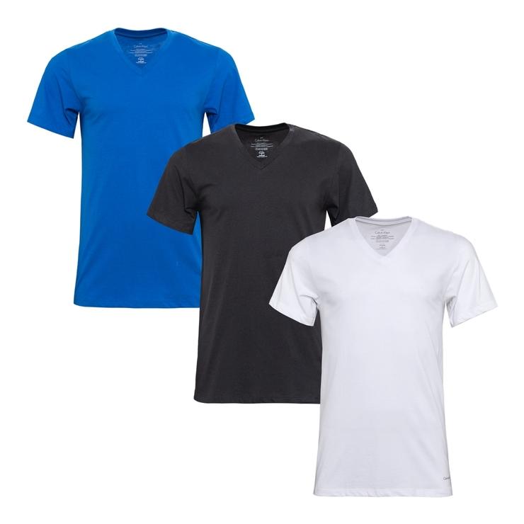 Calvin Klein 男短袖內衣三入組 | Costco 好市多線上購物