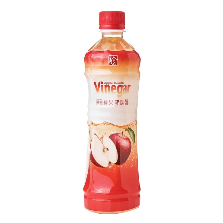 百家珍蘋果健康醋 520毫升 X 12入 | Costco 好市多線上購物