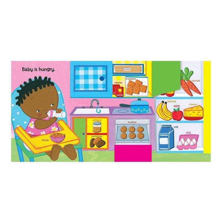 兒童互動學習書 (外文書) Baby's Big Busy Book Ltf | Costco 好市多線上購物