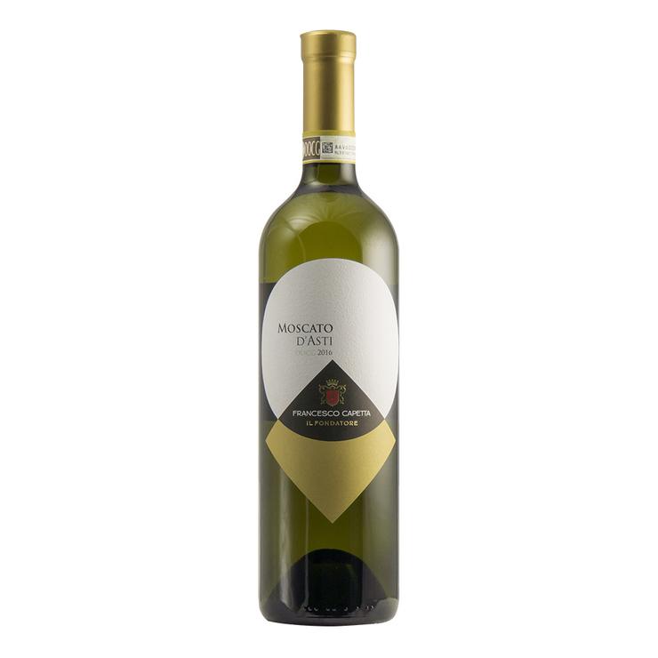 義大利 CAPETTA Moscato 微甜白酒 750 毫升   Costco 好市多線上購物