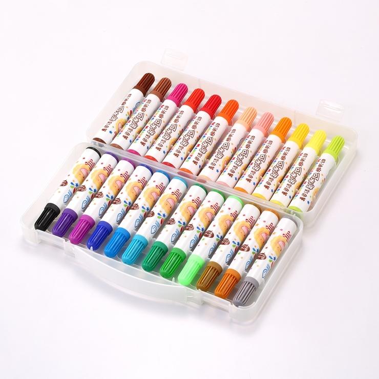 雄獅24色可水洗彩色筆   Costco 好市多線上購物