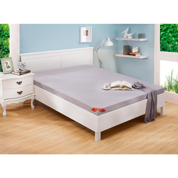 costco kitchen mat bistro sets casa 雙人摺疊式加厚彈力棉床墊152 x 190 8 公分 好市多線上購物