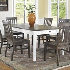 Kitchen Table Sets Grey Shaker Cabinets Dining Furniture Costco