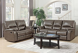 cheap furniture living room modern white leather set costco sets