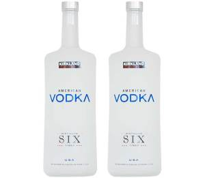Kirkland Signature American Vodka