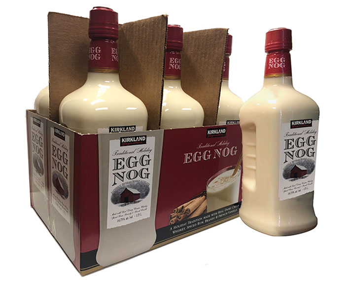 Kirkland Signature Egg Nog 1750mL