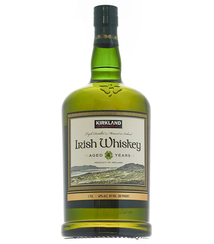 Kirkland Signature Irish Whiskey 1.75L