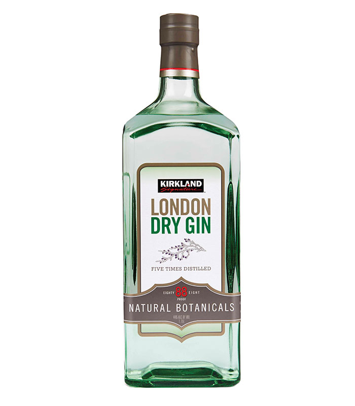 Kirkland Signature London Dry Gin