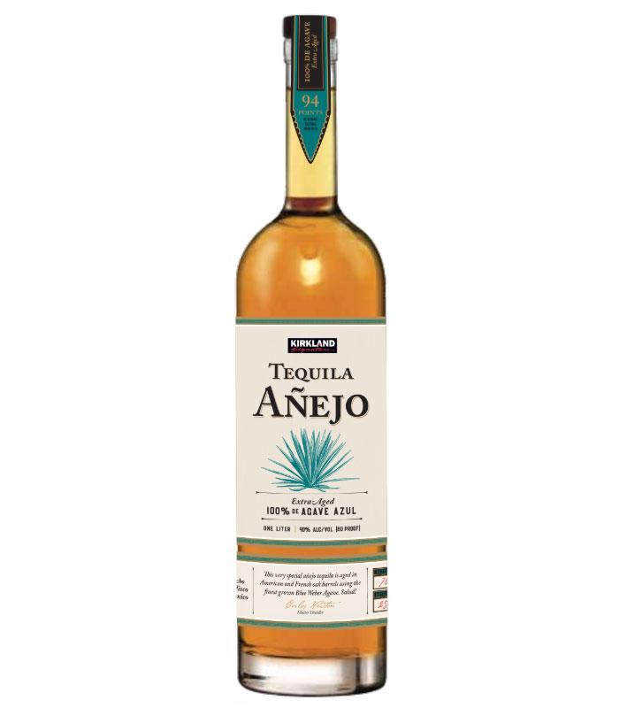 Kirkland Signature Tequila Añejo 1L