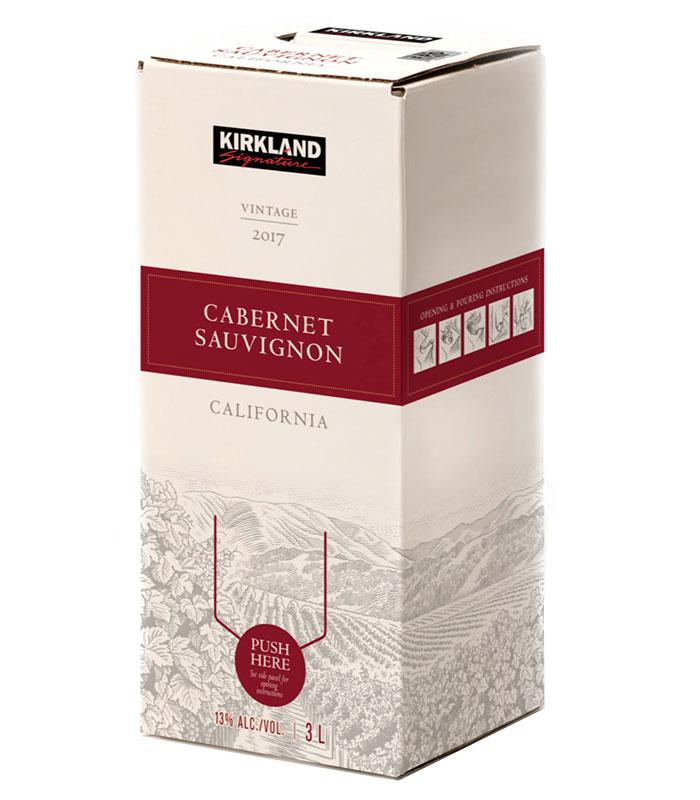 Kirkland Signature California Cabernet Sauvignon 3L
