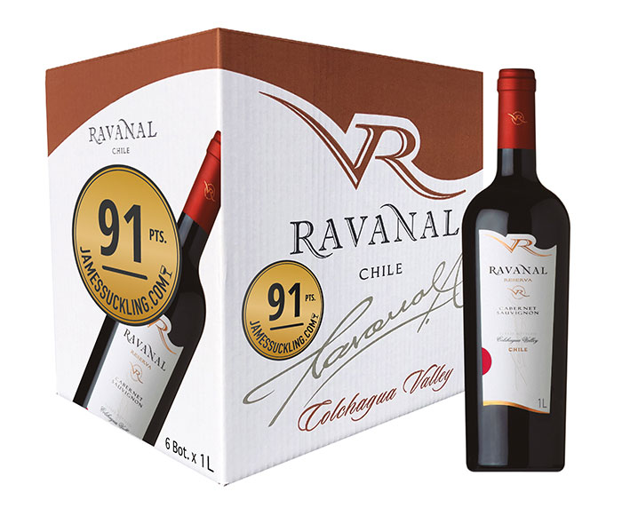 Ravanal Reserva Cabernet Sauvignon 1L