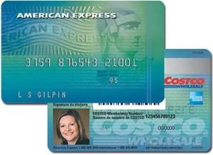 Costco American Express card