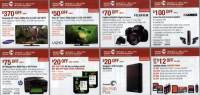 October 2012 Costco coupon book cover