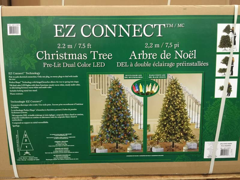 Costco Christmas Trees 2014 Costco Insider - 7 Ft Artificial Christmas Trees