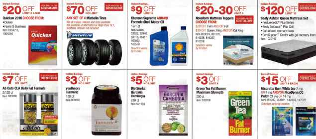 January 2016 Costco Coupon Book Page 6