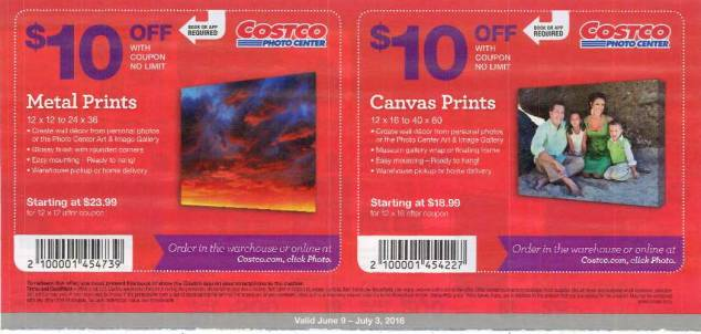 June 2016 Costco Coupon Book Page 16