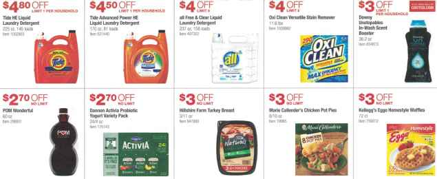September 2016 Costco Coupon Book Page 11