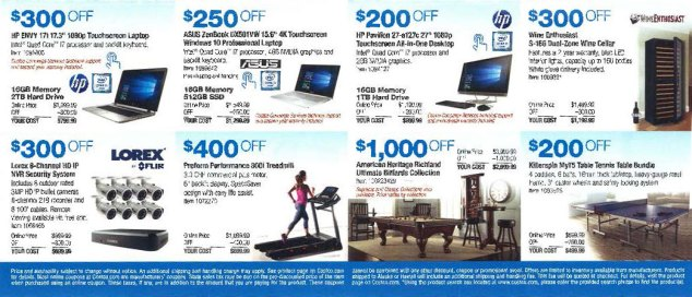 November 2016 Costco Coupon Book Page 15