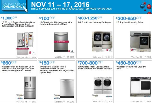 Costco Black Friday 2016 Week 1 Coupons Page 5