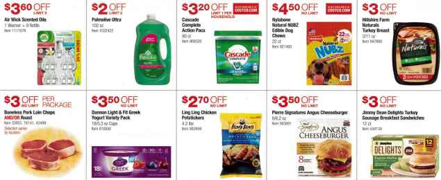 January 2017 Costco Coupon Book Page 8