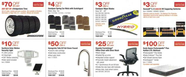 Costco March and April 2017 Coupon Book Page 6