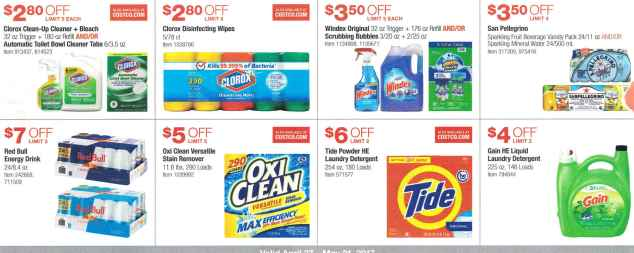 Costco May 2017 Coupon Book Page 11