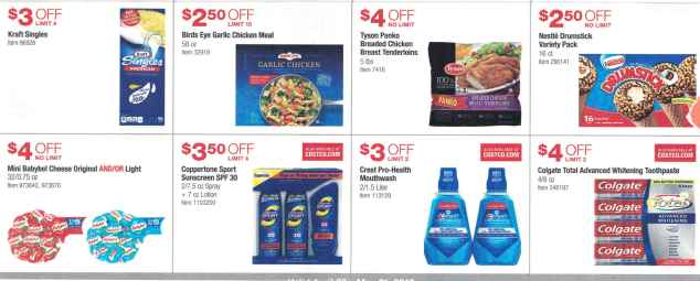 Costco May 2017 Coupon Book Page 13