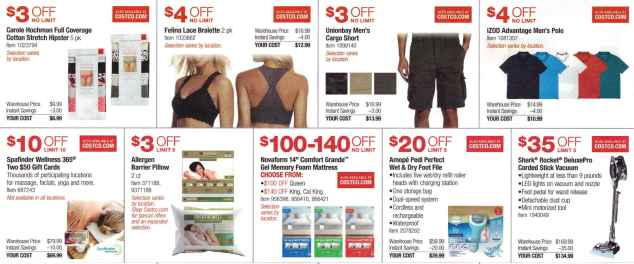 Costco May 2017 Coupon Book Page 4