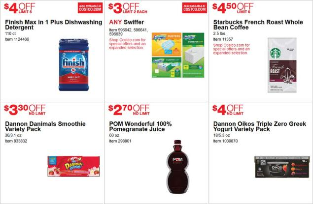 June 2017 Costco Coupon Book Page 16