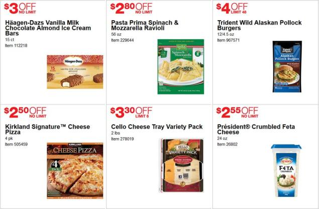 June 2017 Costco Coupon Book Page 17