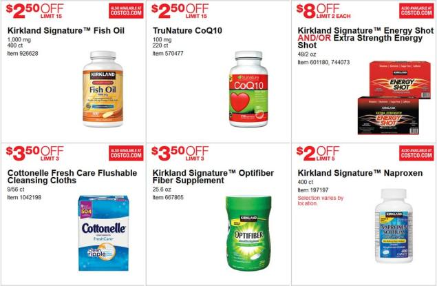 June 2017 Costco Coupon Book Page 24