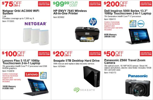June 2017 Costco Coupon Book Page 7