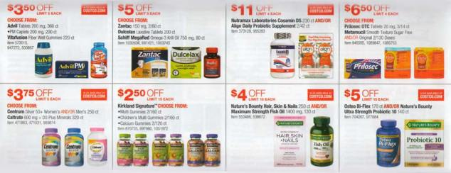Costco July 2017 Coupon Book Page 14