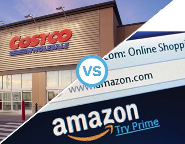 Costco vs Amazon