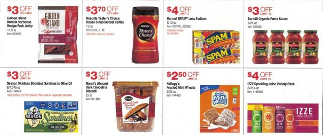 Costco September 2017 Coupon Book Page 12