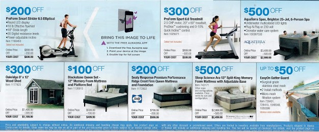 Costco October 2017 Coupon Book Page 19