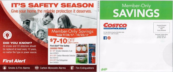 Costco October 2017 Coupon Book Page 23