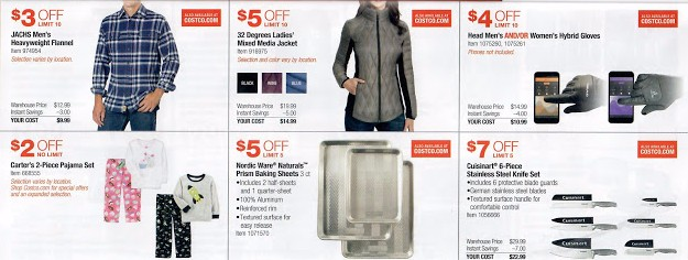 Costco October 2017 Coupon Book Page 4